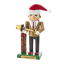 Kurt Adler 11 Inch A Christmas Story Mr. Parker with Leg Lamp Nutcracker