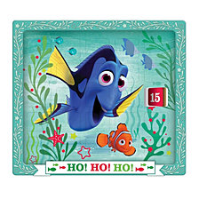 Kurt Adler 9.5 Inch Finding Dory Advent Calendar