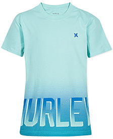 Hurley Big Boys Bitmapped T-Shirt
