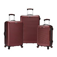 Deals on Travel Select Savannah 3-Pc. Hardside Spinner Luggage Set