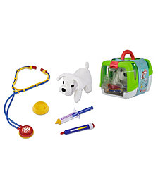 Simba Vet Kit with Plush Dog