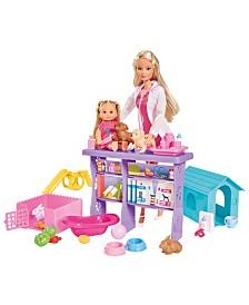 Simba Toys - Steffi Love Animal World Playset
