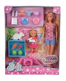 Simba Toys - Steffi Love Happy Animal Rabbit Playset