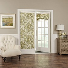 Spring Bling Window Door Panel