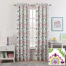 Kids Bollywood Blackout Window Curtain