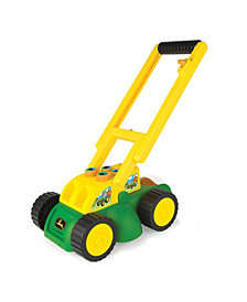 Tomy - John Deere Real Sounds Lawn Mower