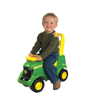 John Deere - Sit N Scoot Activity Tractor