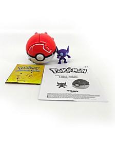 - Pokemon Throw'N'Pop Poke Ball, Sableye