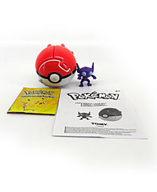 Tomy - Pokemon Throw 'N' Pop Poke Ball, Sableye