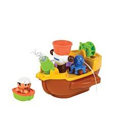 - Pirate Ship Bath Toy