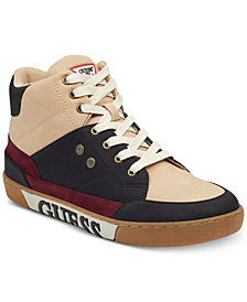GUESS Men's Annex High Top Sneakers