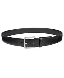 Men's Feather-Edge Stretch Casual Belt