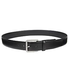 Calvin Klein Men's Feather-Edge Stretch Casual Belt