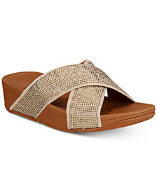 FitFlop Ritzy Slide Sandals