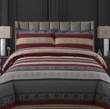 Alpine Knit Cotton Flannel Printed Oversized Duvet Sets