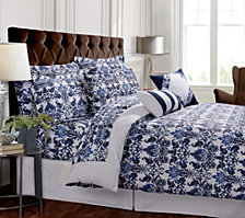 Catalina 300 Thread Count Cotton Oversized Queen Duvet Cover Set
