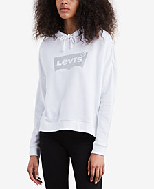 Levi's® Drop-Shoulder Graphic Hoodie