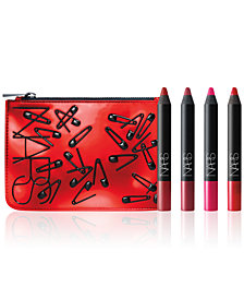 NARS 5-Pc. Velvet Matte Lip Pencil Set