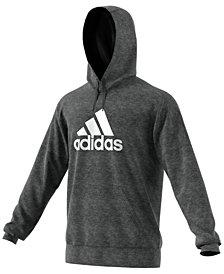 adidas Men's Logo Fleece Hoodie