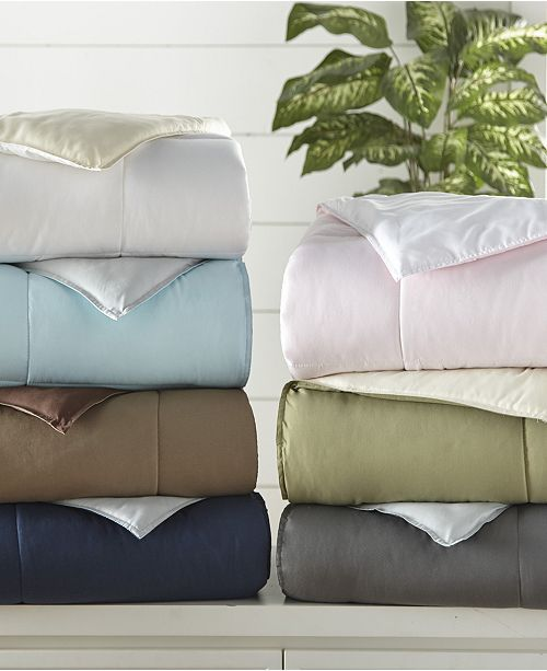 ienjoy Home Restyle your Room Reversible Comforter Set by The Home Collection