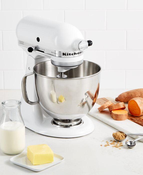 Kitchenaid Ksm150ps Artisan 5 Qt Stand Mixer Size 5qt