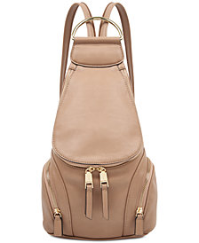 62c357fa0d Nine West Faux Leather Backpacks - Macy s