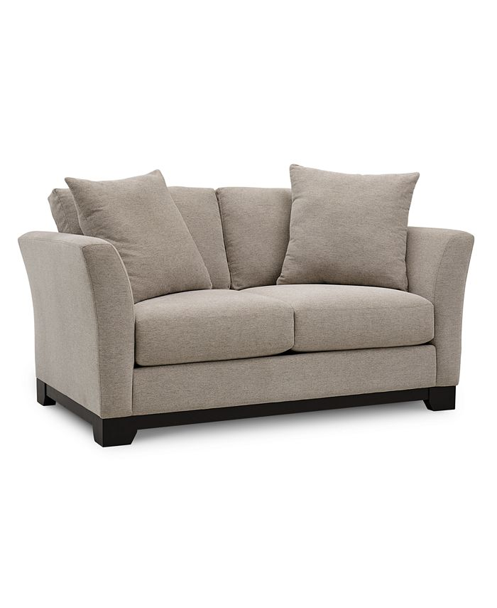 "Furniture - Elliot II 66"" Loveseat"