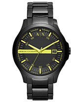 826ae268527 Armani Exchange Watches - Macy s