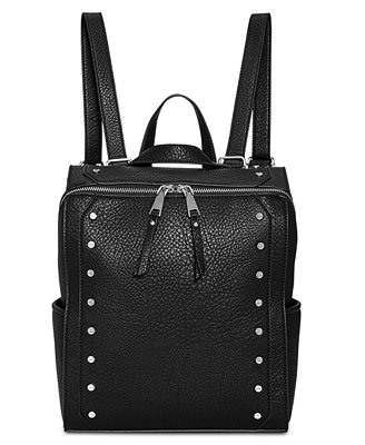I.N.C. Jenae Screw Studded Convertible Backpack, Created For Macy's by Inc International Concepts