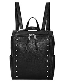 I.N.C. Jenae Screw Studded Convertible Backpack, Created for Macy's