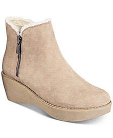 Kenneth Cole Reaction Women's Prime Cozy Booties