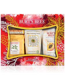 Burt's Bees 4-Pc. Face Essentials Gift Set