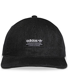 adidas Men's Originals Corduroy Logo Hat