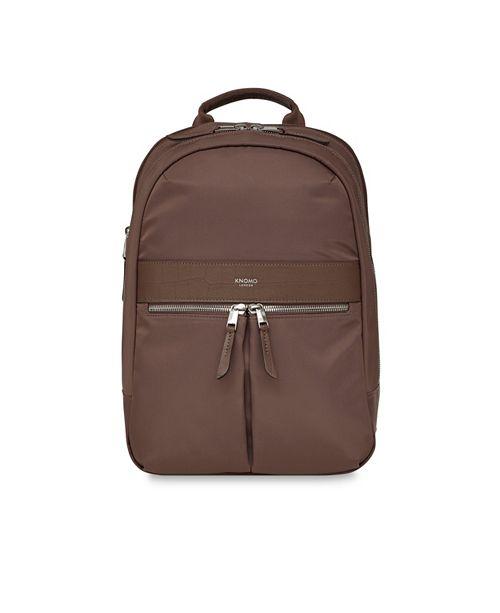 Knomo London Nylon Laptop Backpack