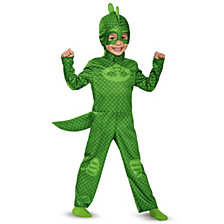 Pj Masks Gekko Classic Toddler Boys Costume