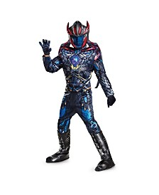 Power Rangers Megazord Prestige Little and Big Boys or Girls Costume