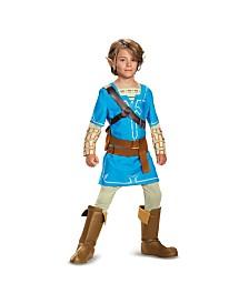 The Legend of Zelda Link Breath of The Wild Deluxe Big Boys Costume