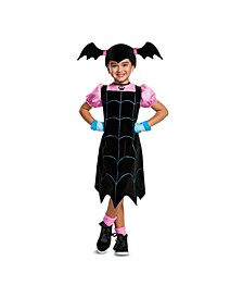 Vampirina Classic Little and Big Girls Costume