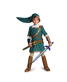 Legend of Zelda Link Prestige Big Boys Costume