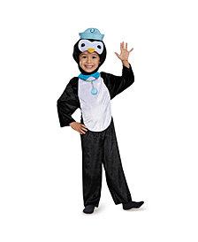 Octonauts Peso Penguin Classic Toddler Boys or Girls Costume