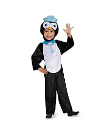Octonauts Peso Penguin Classic Toddler Little and Big Boys or Girls Costume