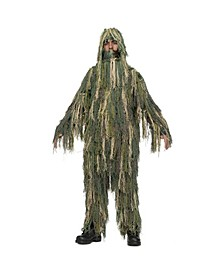 Ghillie Suit Little and Big Boys Costume