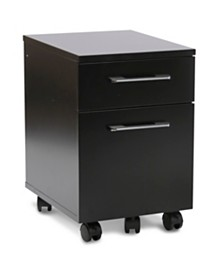 Hanie 2 Drawer File Cabinet, Quick Ship