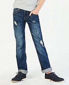 Tommy Hilfiger Regular-Fit Niagara Stretch Jeans, Big Boys