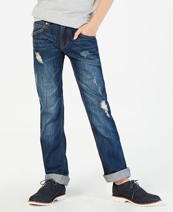 Tommy Hilfiger Big Boys Regular-Fit Niagara Stretch Jeans