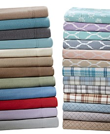 Micro Fleece Sheet Set Collection