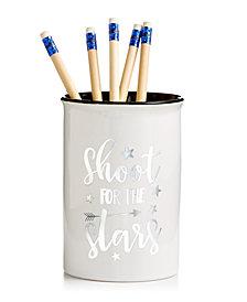 Tri-Coastal Design Shoot for the Stars Pencil Holder
