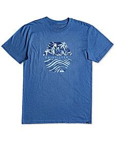 Quiksilver Men's Bamboo Breakfast Graphic T-Shirt