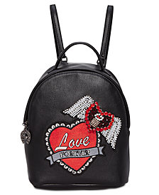 Betsey Johnson Love Forever Backpack