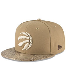 New Era Toronto Raptors Snakeskin Sleek 59FIFTY FITTED Cap